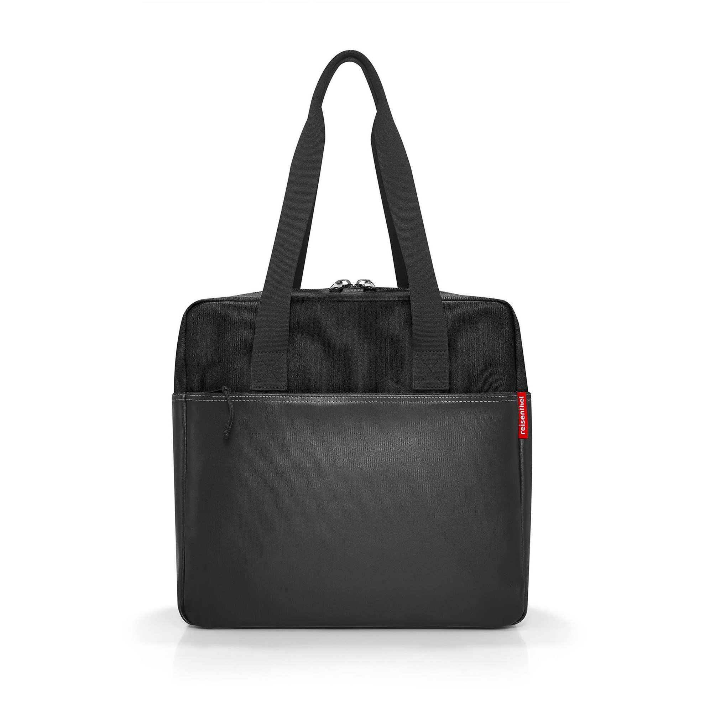 Cestovní taška PERFORMER canvas black_0