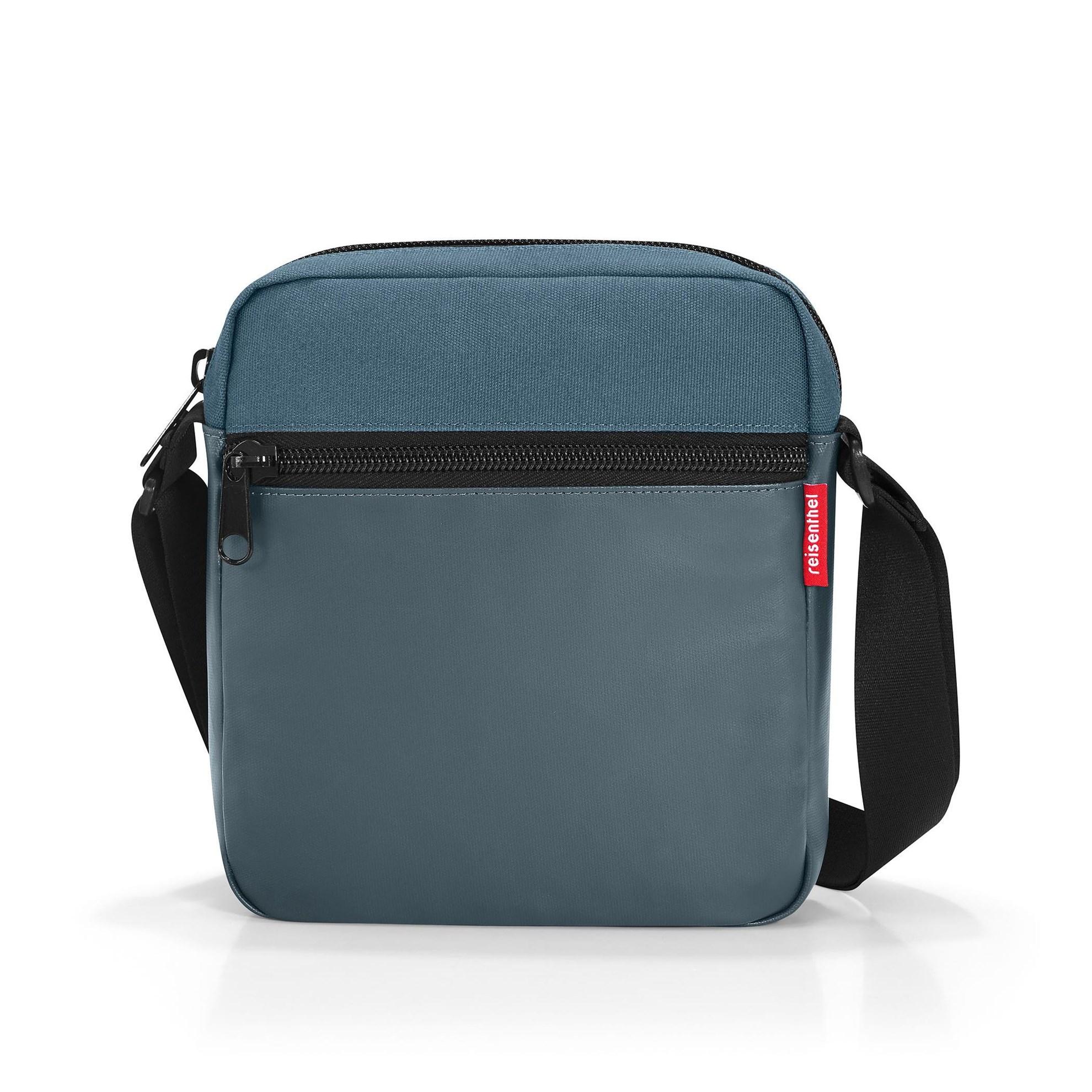 Taška přes rameno CROSSBAG canvas blue_0