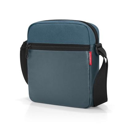 Taška přes rameno CROSSBAG canvas blue_1