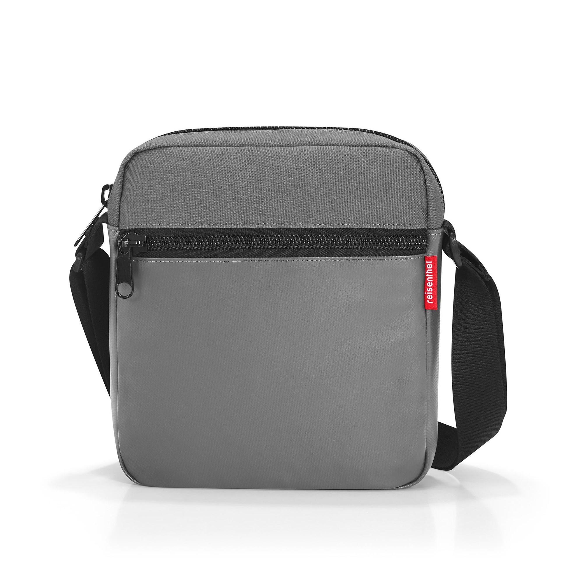Taška přes rameno CROSSBAG canvas grey_0