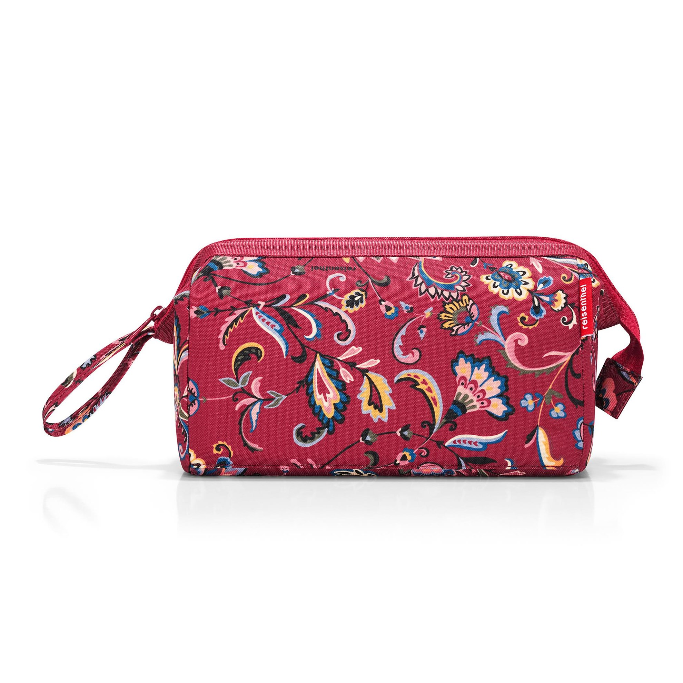 Kosmetická taška TRAVELCOSMETIC paisley ruby_1
