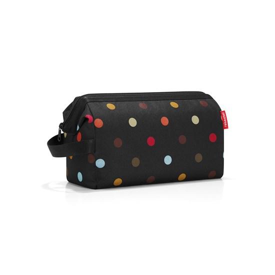 Kosmetická taška TRAVELCOSMETIC XL dots_2