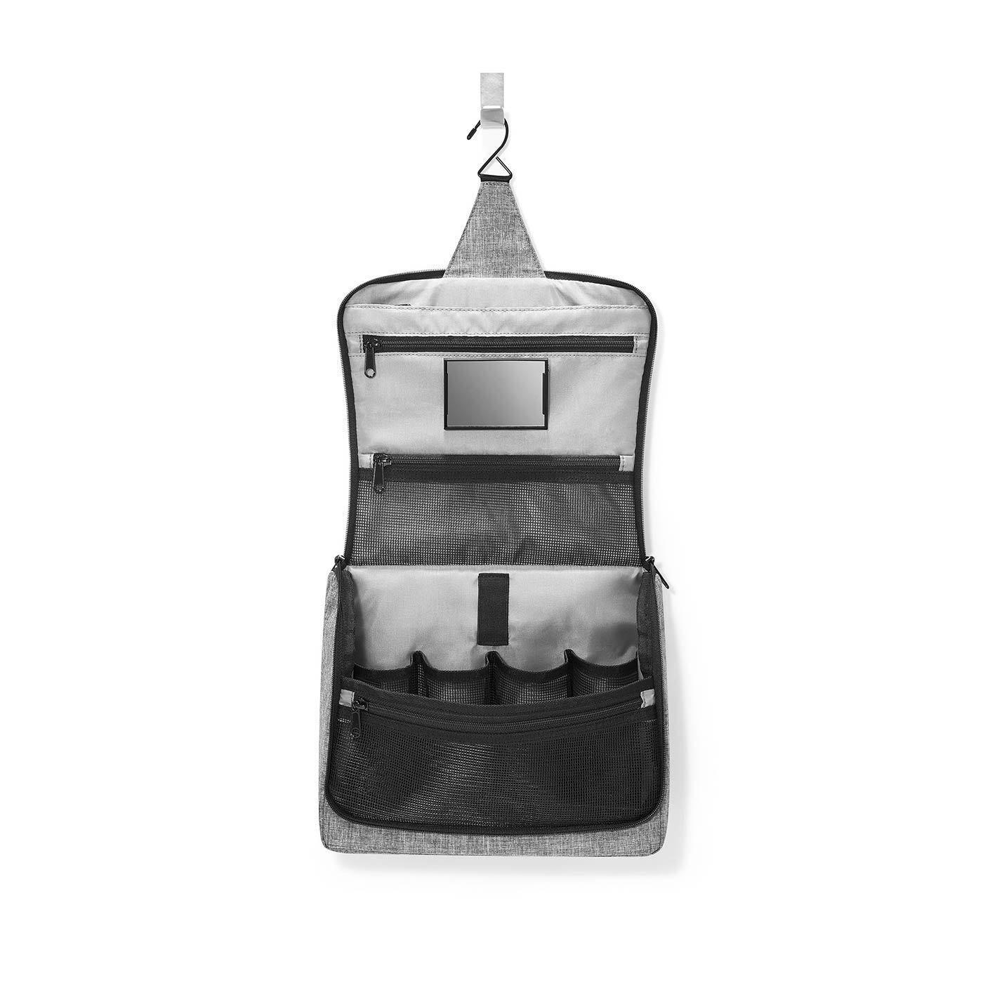 Kosmetická taška TOILETBAG XL twist silver_0