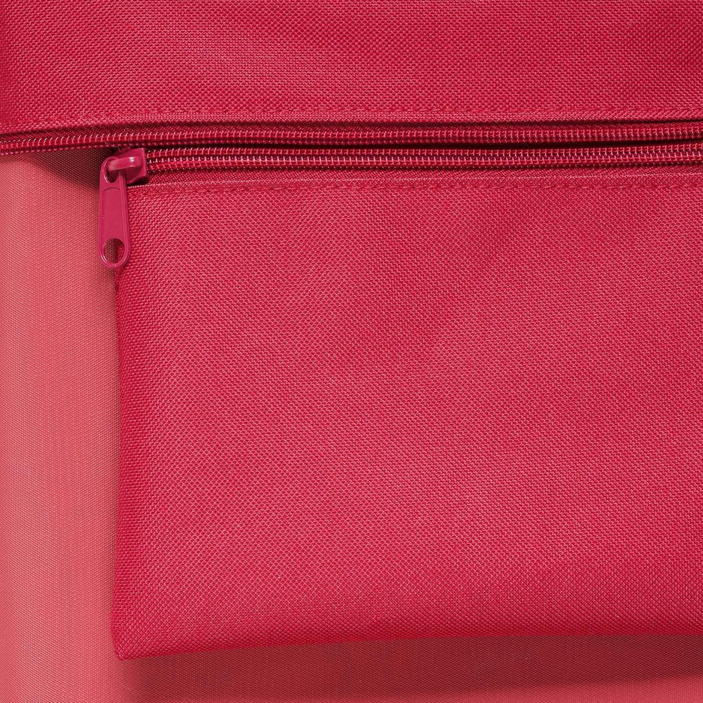 Nákupní taška SHOPPER M paisley ruby_1