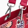 Nákupní taška SHOPPER XL paisley ruby_0