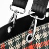 Nákupní taška SHOPPER XL glencheck red_0