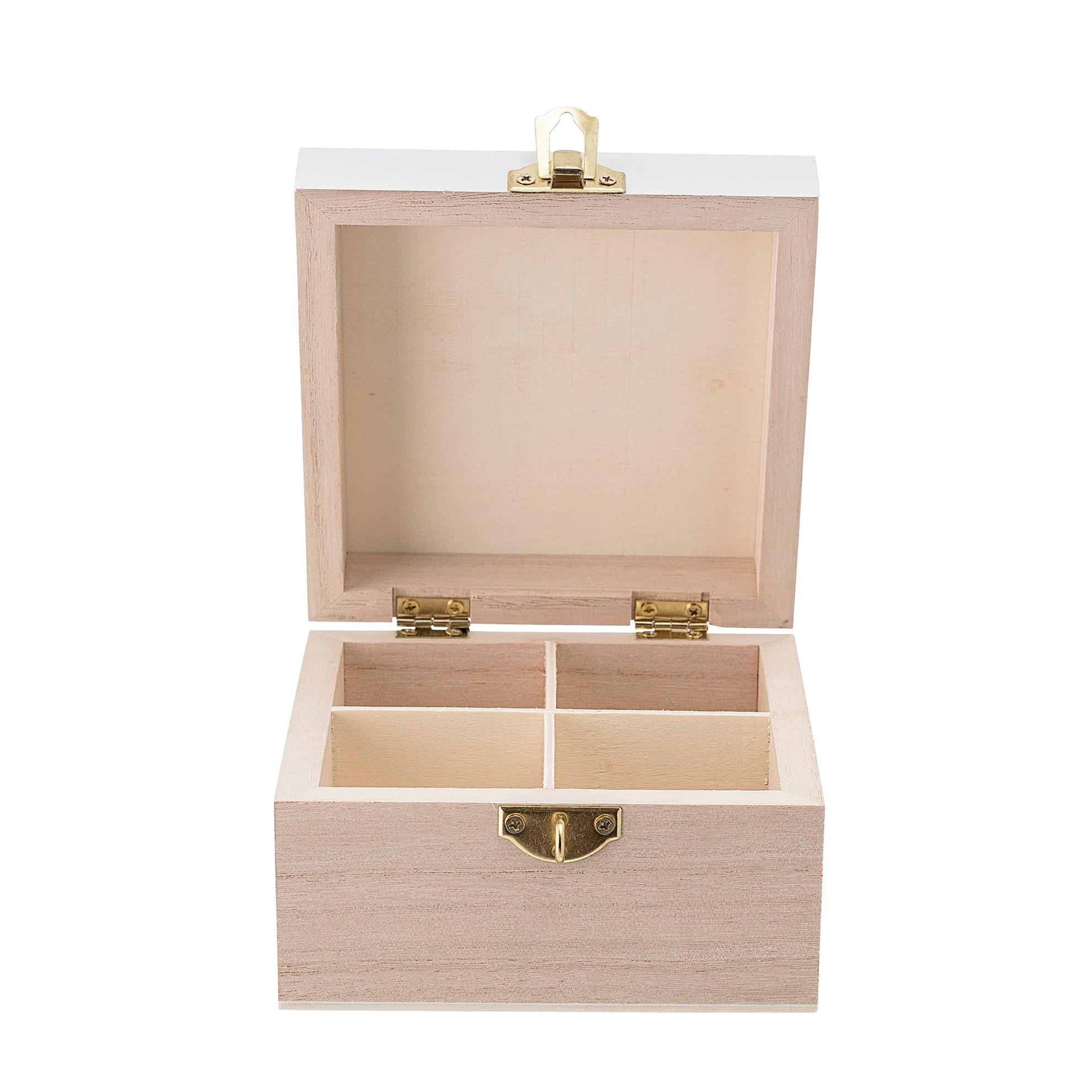 Dřevěná krabička s motivem_0