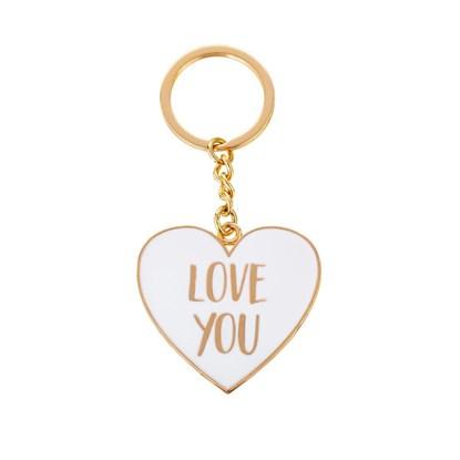 Přívěsek na klíče Love You_0
