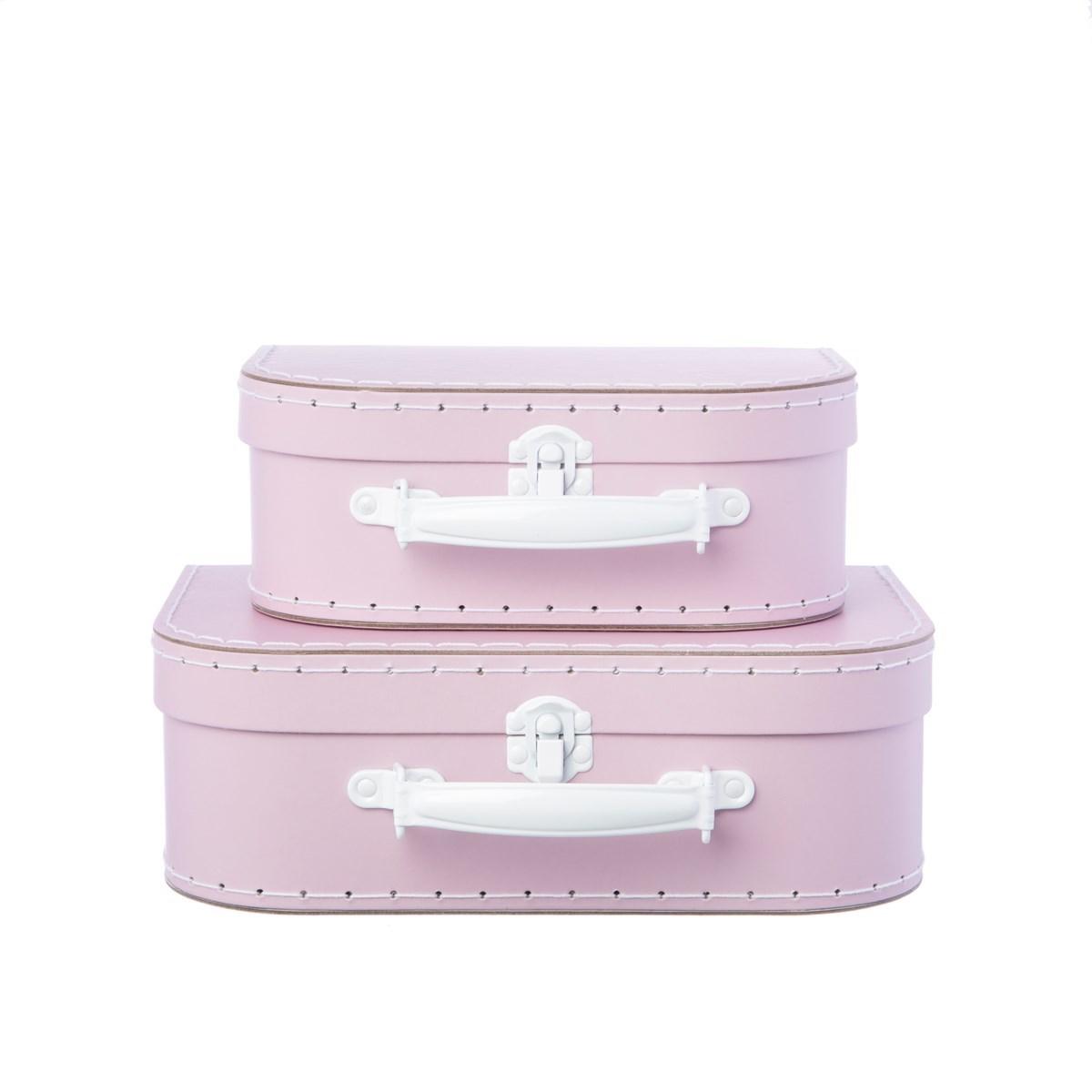 Kufříky Pastel Pink SET/2ks_0