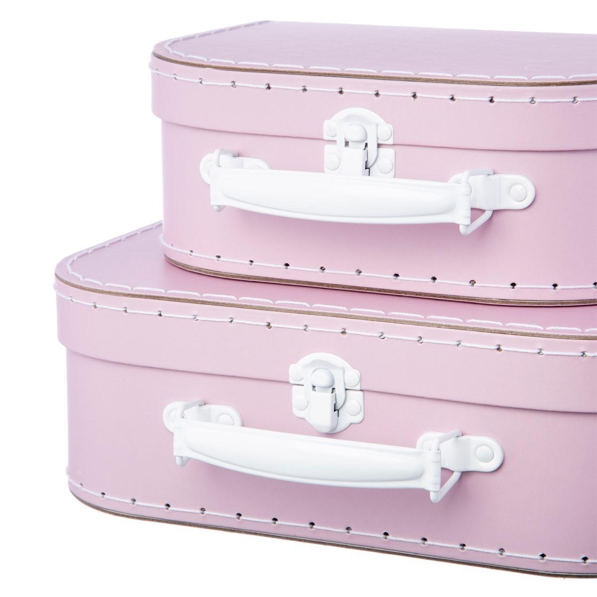 Kufříky Pastel Pink SET/2ks_1