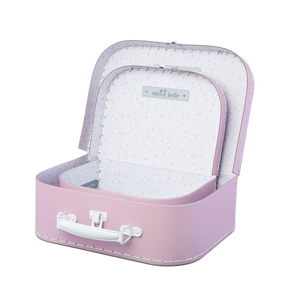 Kufříky Pastel Pink SET/2ks_2