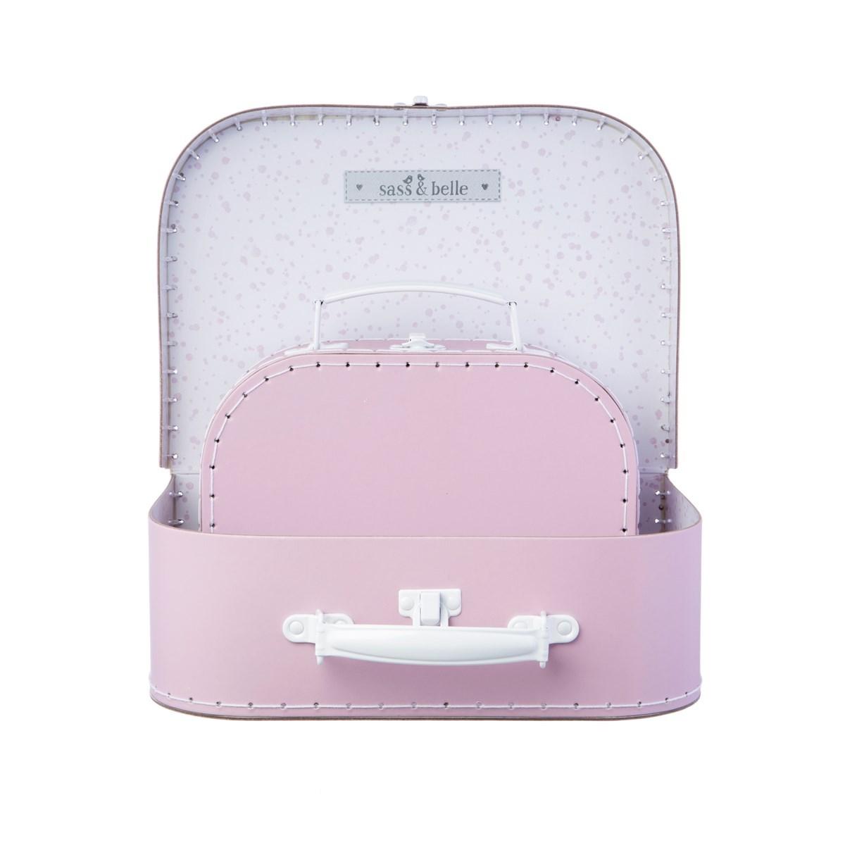Kufříky Pastel Pink SET/2ks_3