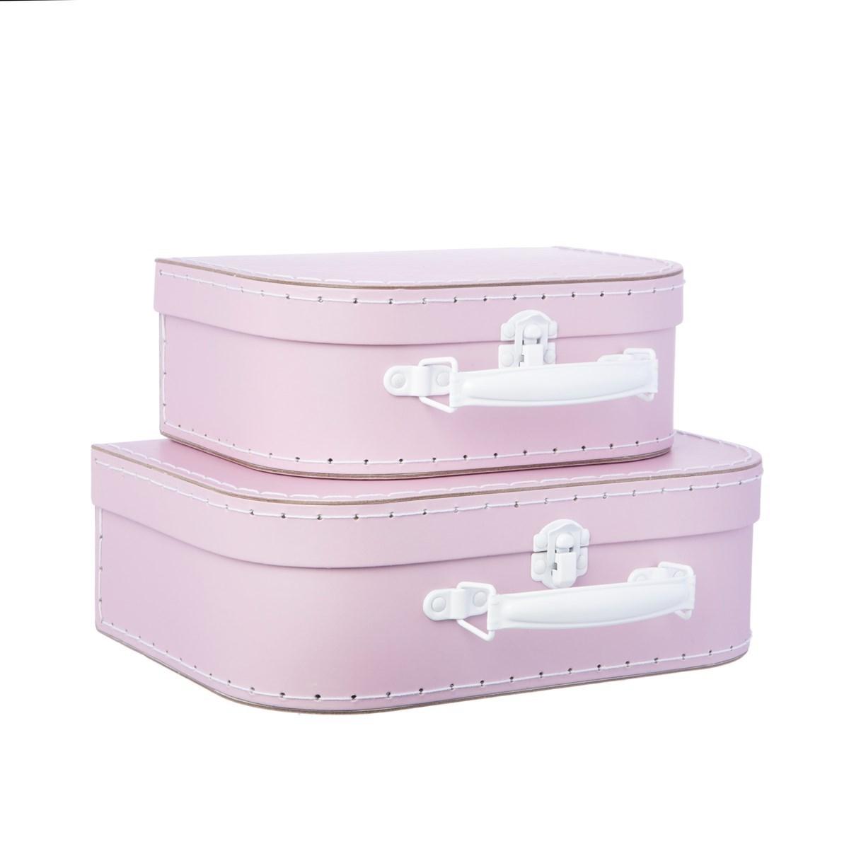 Kufříky Pastel Pink SET/2ks_4
