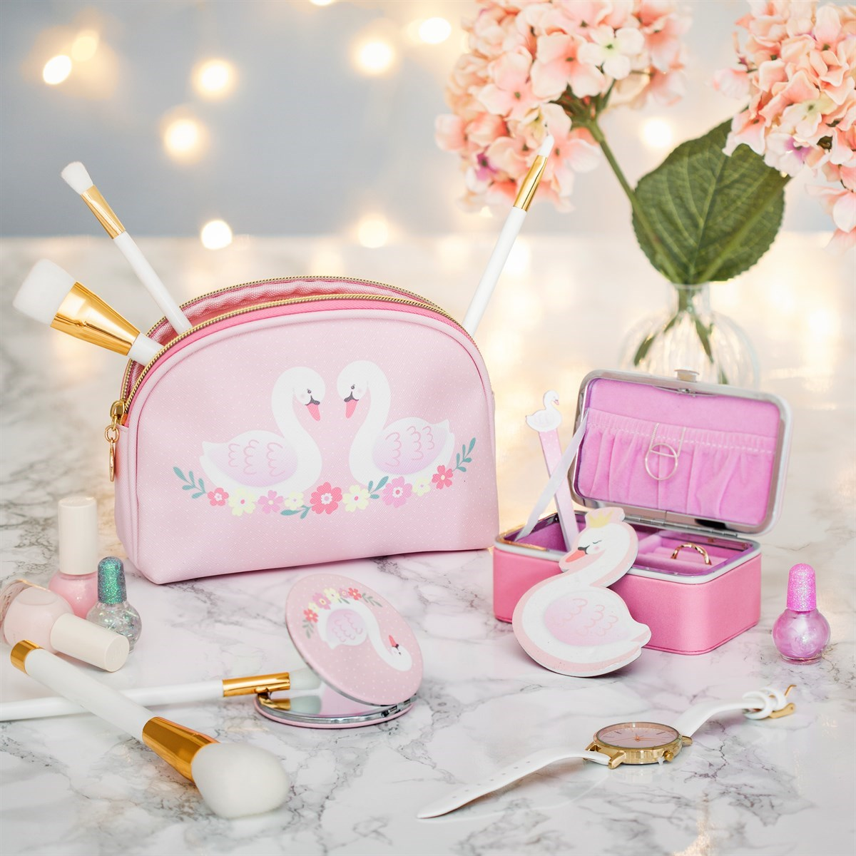 Kosmetická taška Freya Swan_3