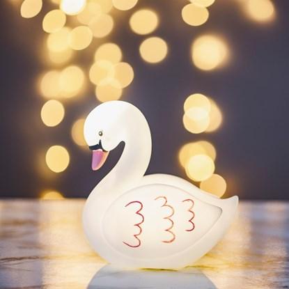Dětské noční osvětlení Freya Swan_4