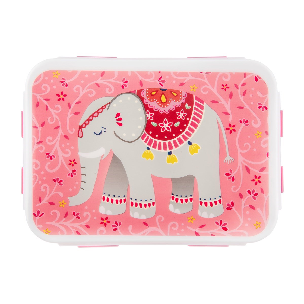 Box na svačinu Mandala Elephant_1