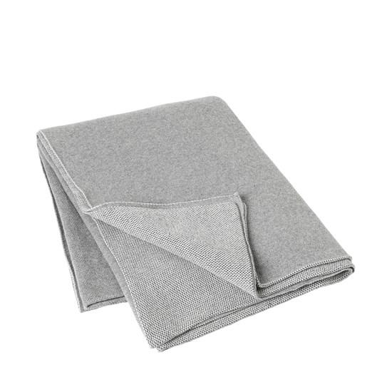 Pléd CASINA 130x170 cm šedý_0
