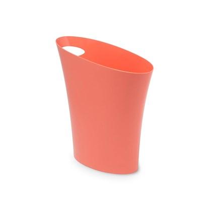 Odpadkový koš SKINNY 7,5 l korálový_4