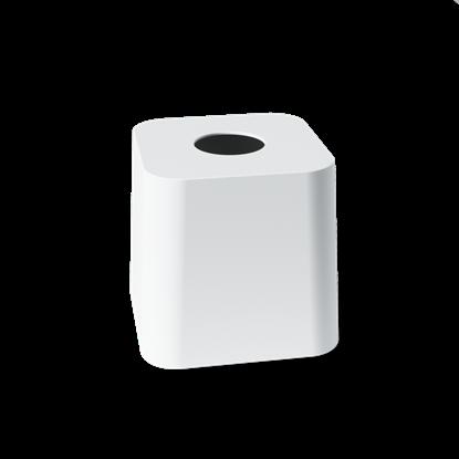 Box na kapesníčky SCILLAE bílý_4
