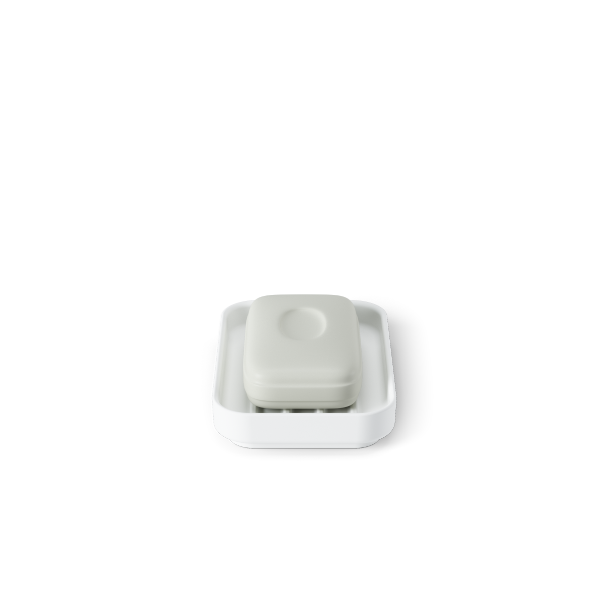 Miska na mýdlo SCILLAE bílá_1