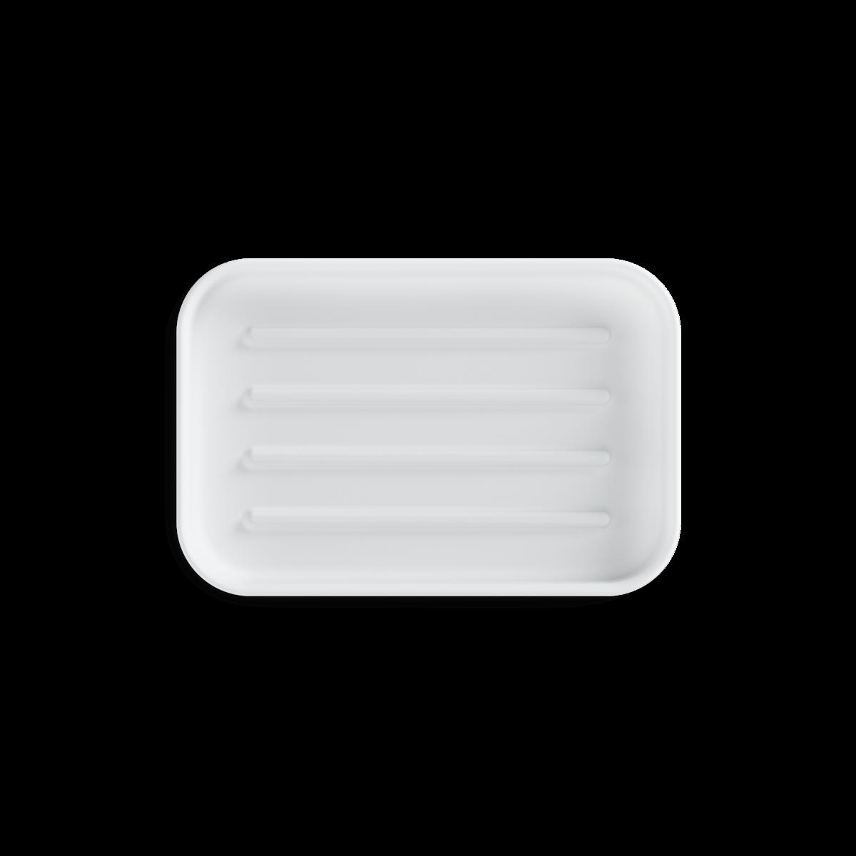 Miska na mýdlo SCILLAE bílá_2
