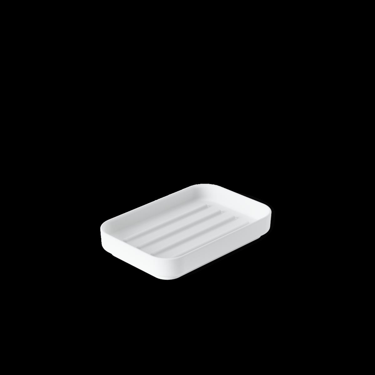 Miska na mýdlo SCILLAE bílá_3