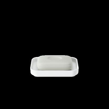 Miska na mýdlo SCILLAE bílá_6