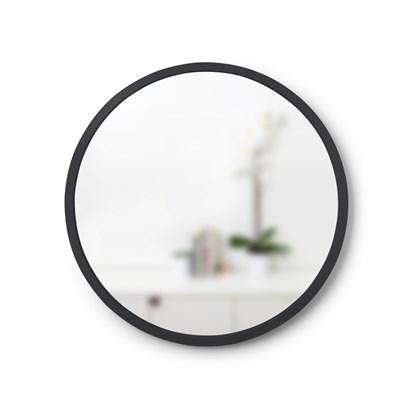 Zrcadlo HUB na zavěšení 45 cm černé_0