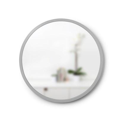 Zrcadlo HUB na zavěšení 45 cm šedé_0