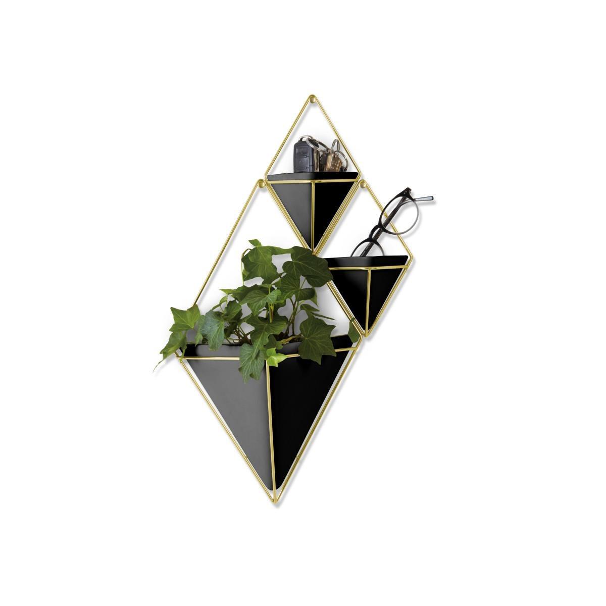 Květináč na stěnu TRIGG malý set/2ks_0