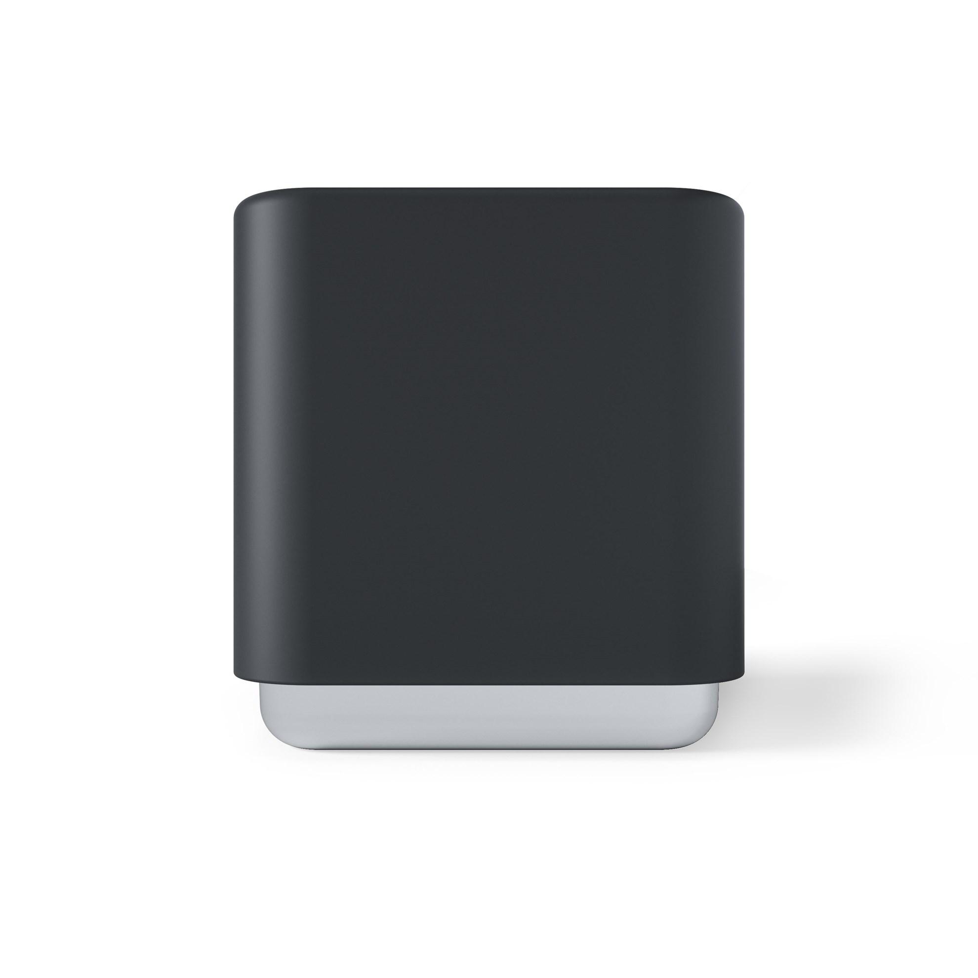 Box na papírové kapesníky JUNIP černý_2