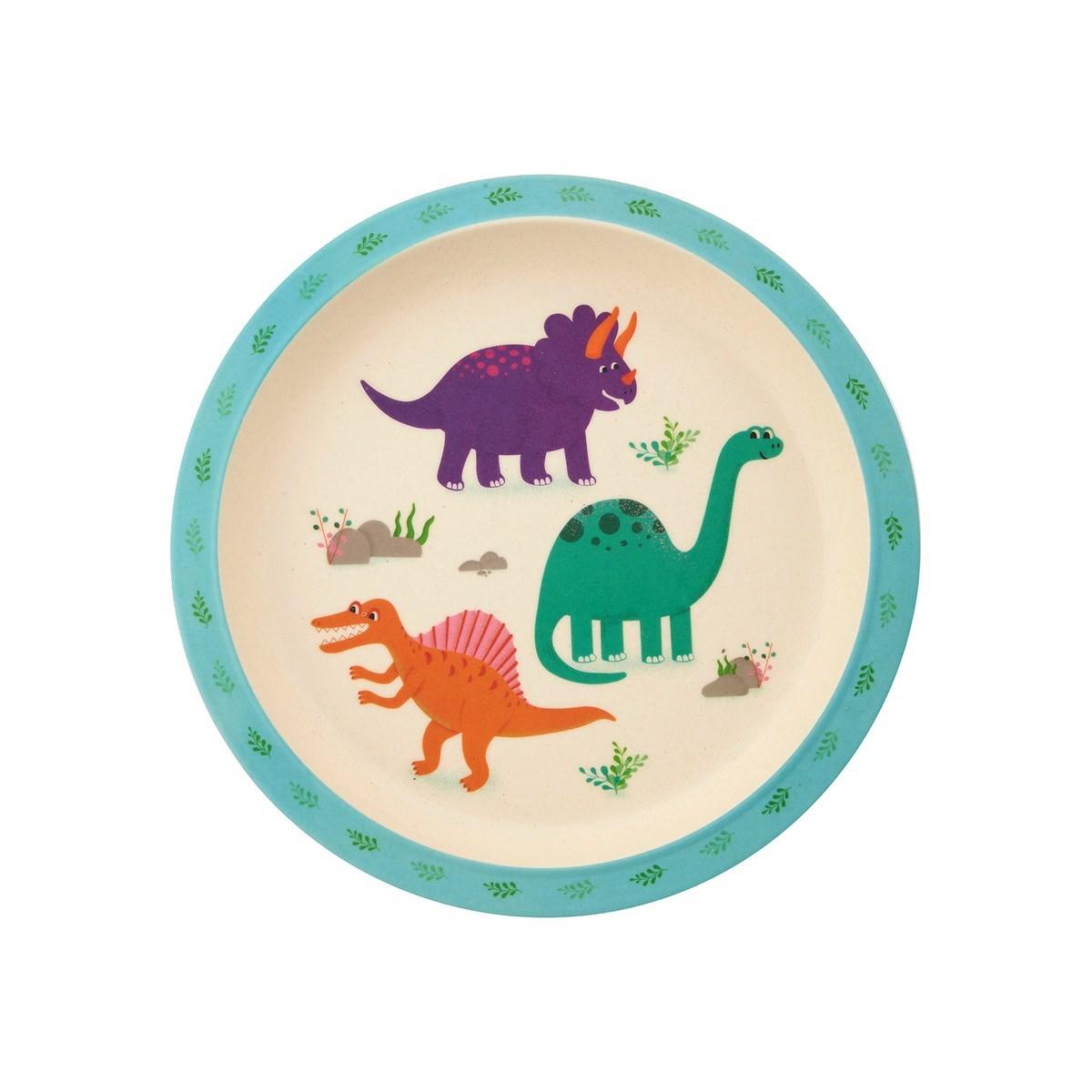 Dětský jídelní set Dinosaurs_0