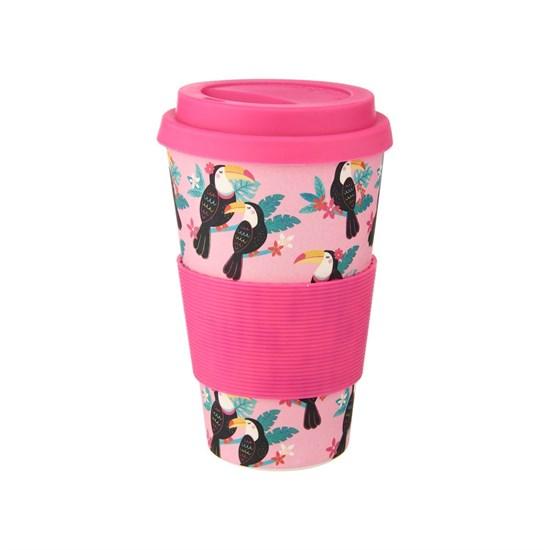 Šálek na kávu Tiki Toucan_2