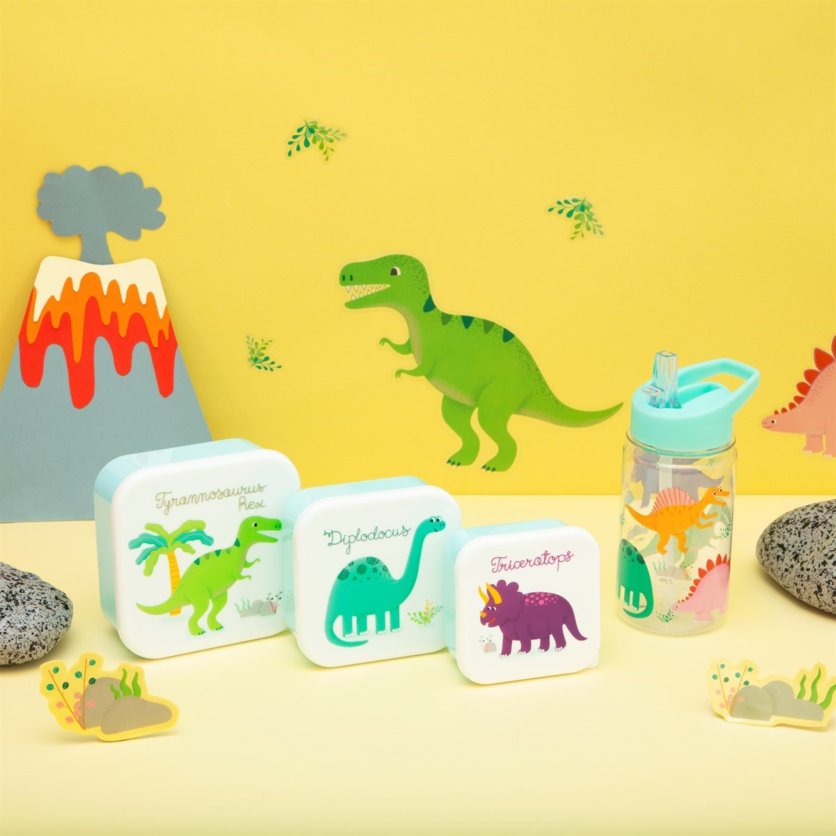 Boxy na svačinu Dinosaurs SET/3ks_2