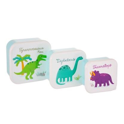 Boxy na svačinu Dinosaurs SET/3ks_4