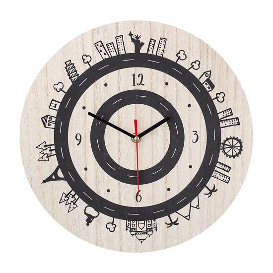 Dřevěné hodiny_1