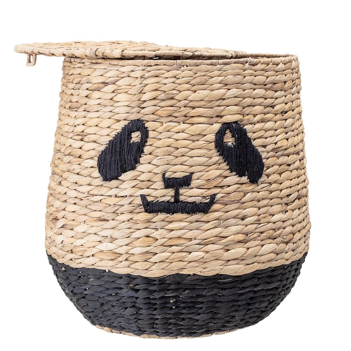 Koš s víkem Panda_0