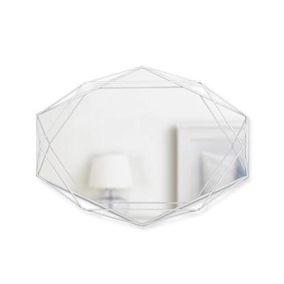 Zrcadlo PRISMA bílá_1