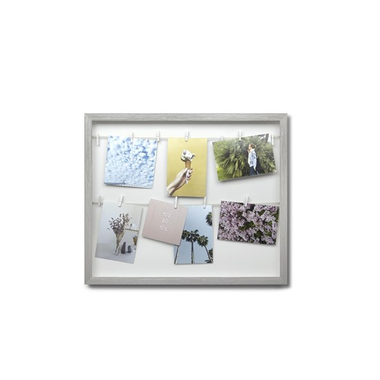 Fotorámeček s 12ti kolíčky CLOTHESLINE_0