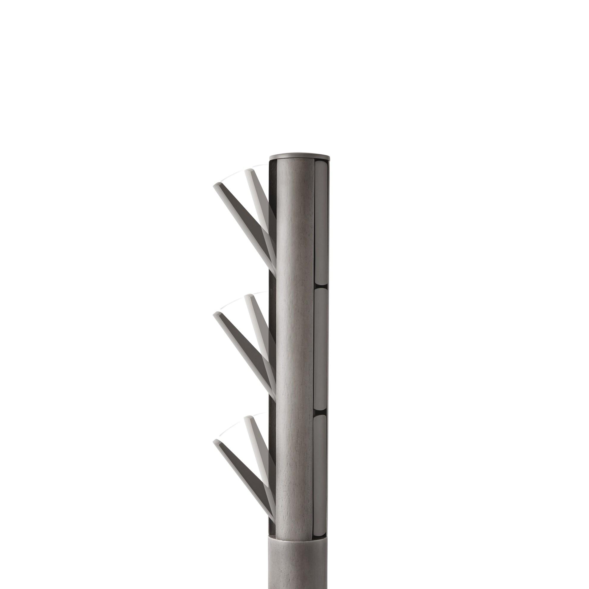 Věšák FLAPPER 165x57 cm šedý_0