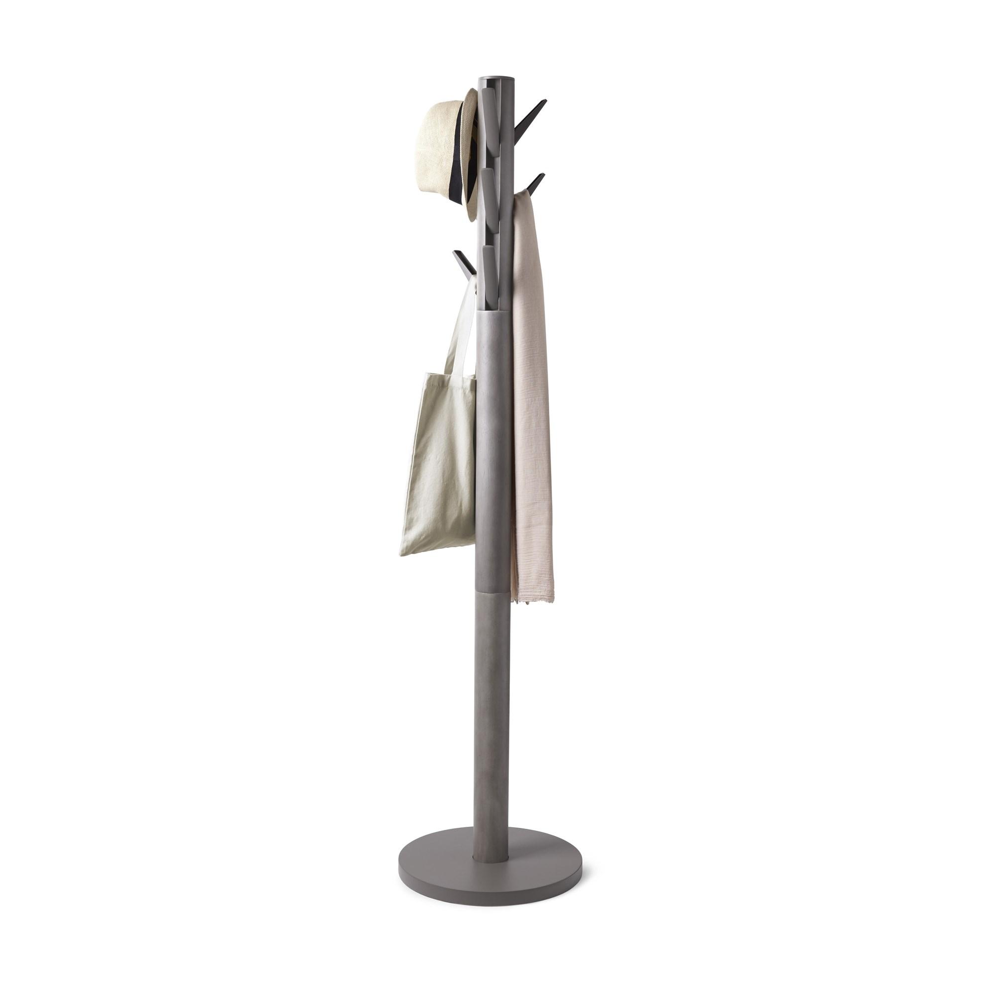 Věšák FLAPPER 165x57 cm šedý_1