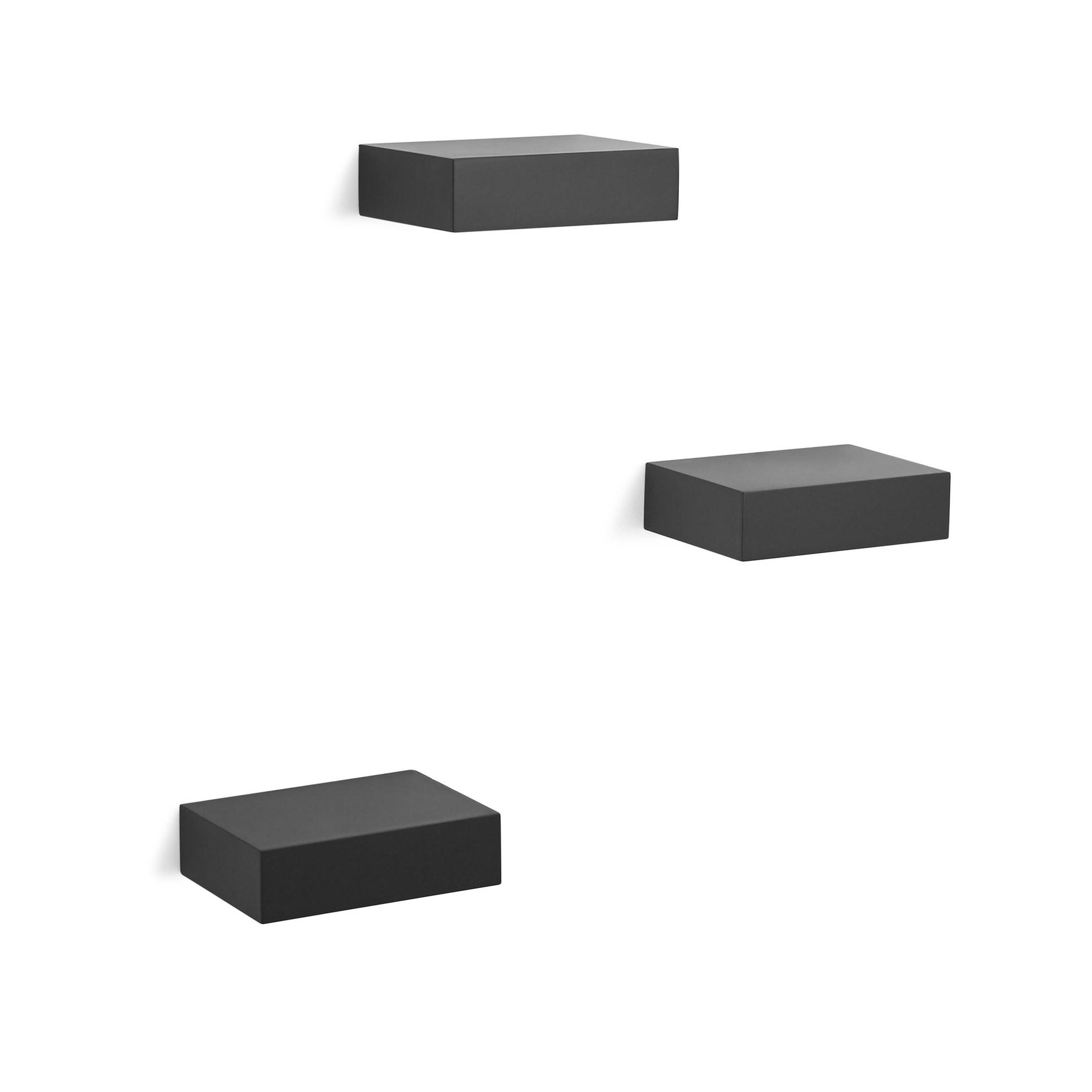 Mini polička SHOWCASE set/3ks_3