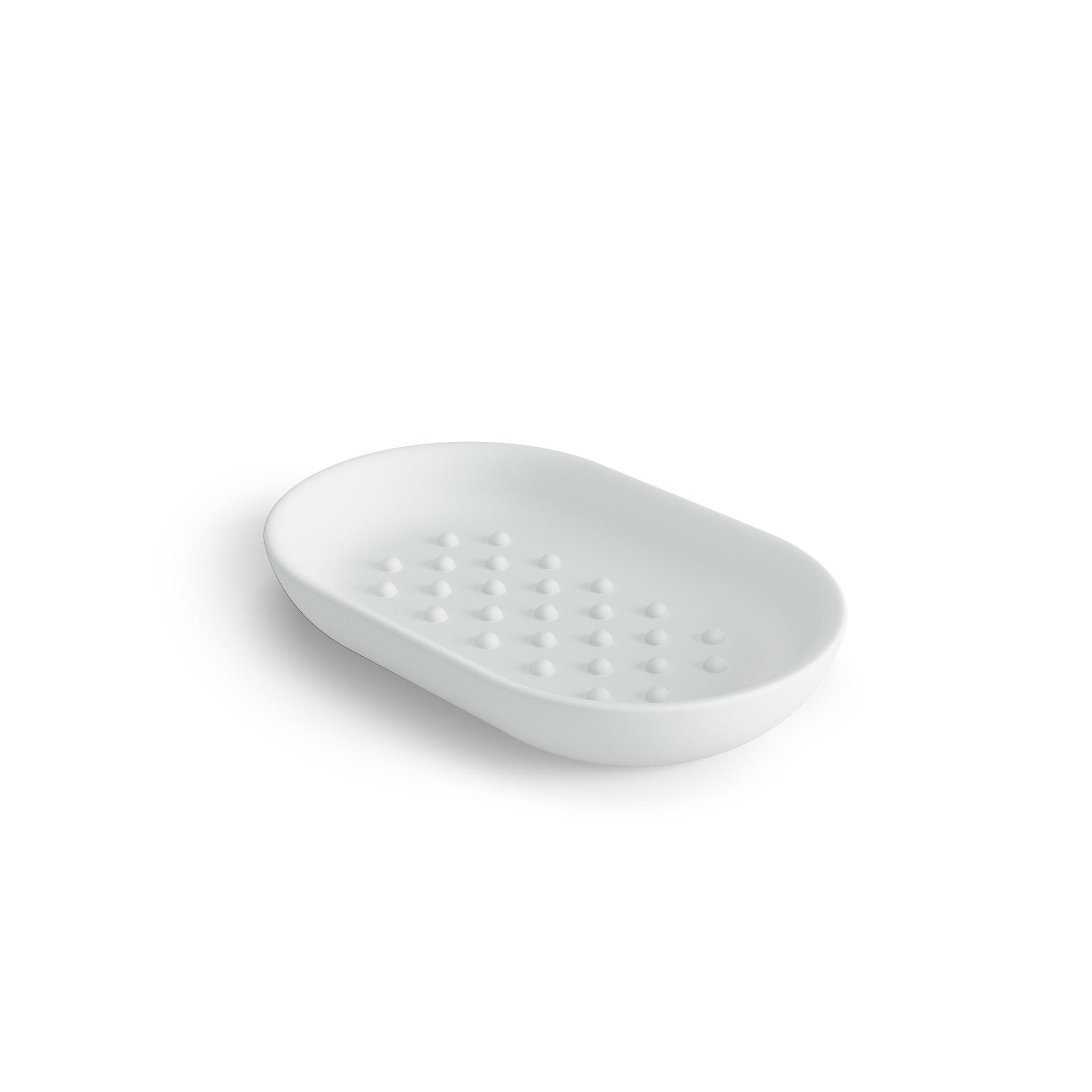 Miska na mýdlo JUNIP bílá_1