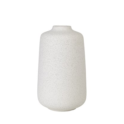 Váza RUDEA 17,5 cm bílá_0