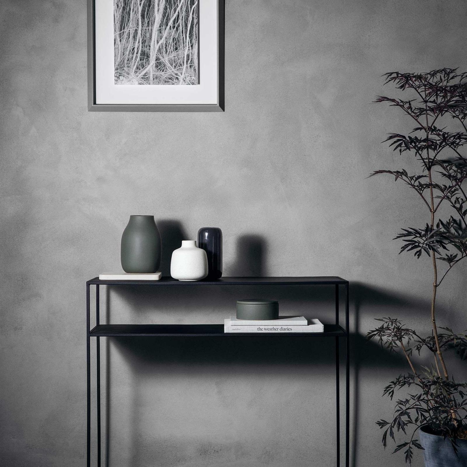 Obrázek z Váza RUDEA 17,5 cm bílá