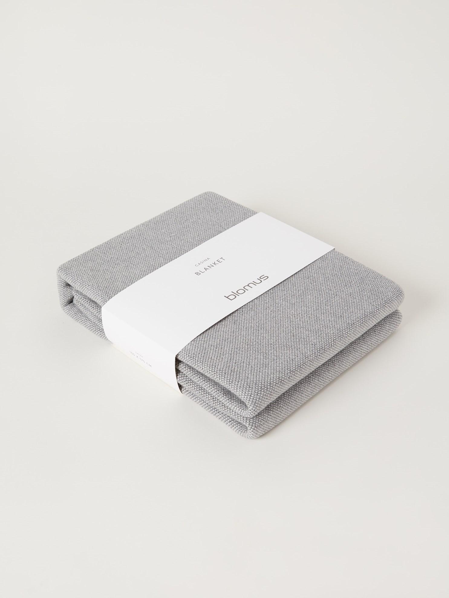 Obrázek z Pléd CASINA 130x170 cm šedý