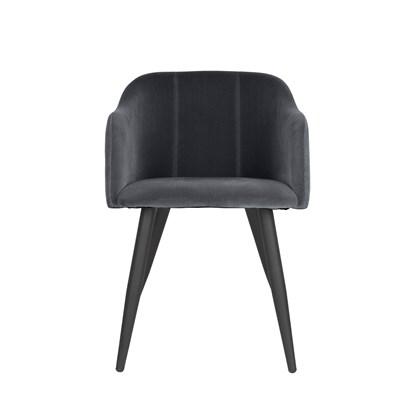 Jídelní židle PERNILLA tmavě šedá_0