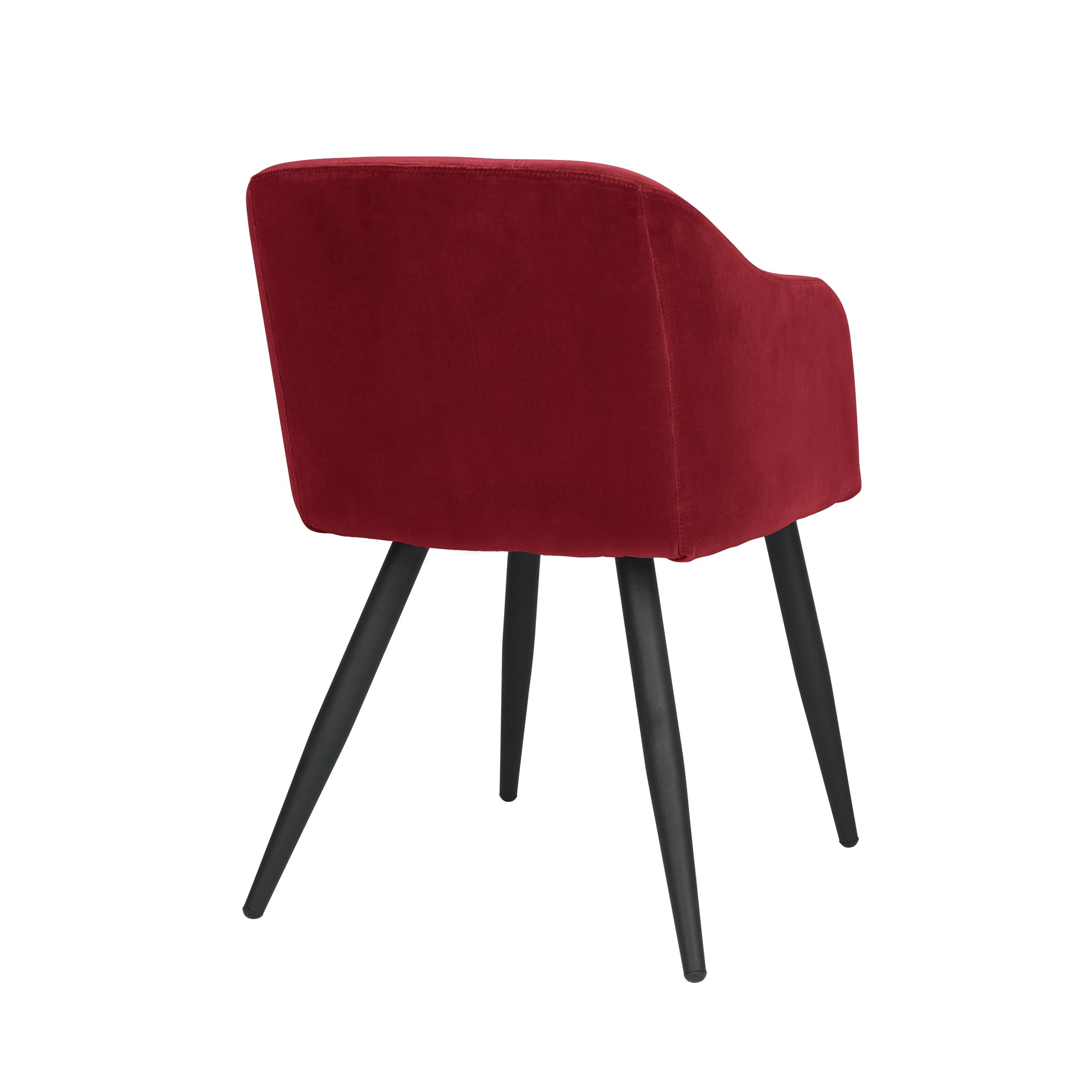Jídelní židle PERNILLA červená_1