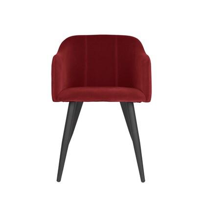 Jídelní židle PERNILLA červená_3