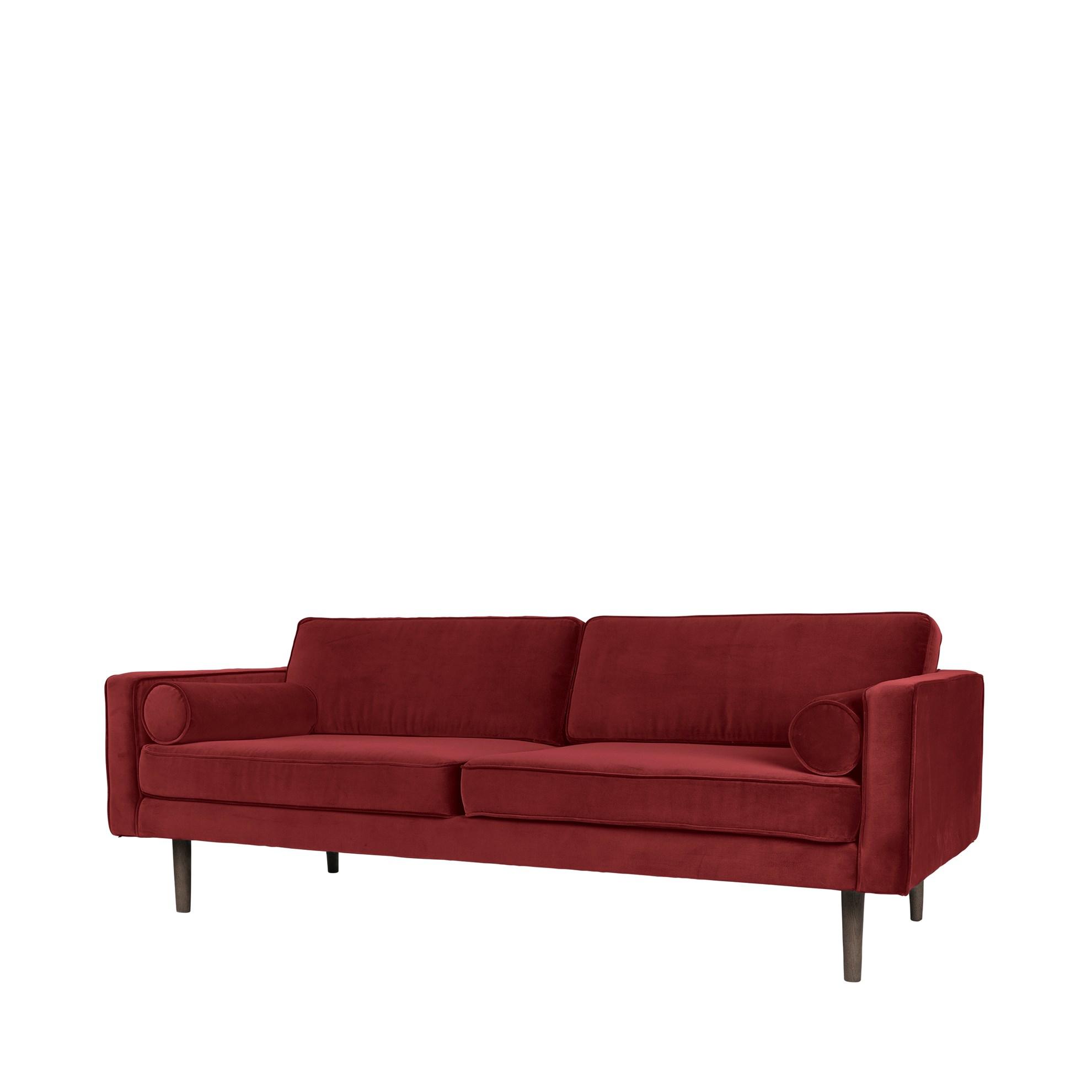 Sofa WIND červené_0